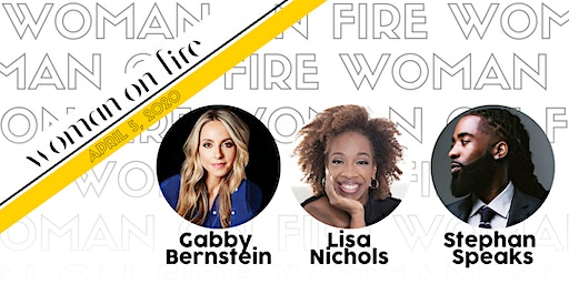 Woman On Fire Summit