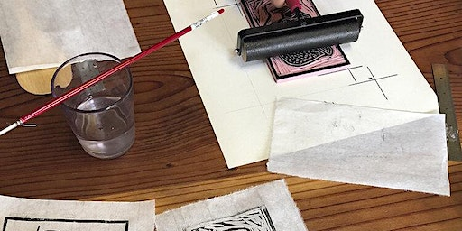 Introduction to One and Two Color Linoleum Relief Printing Workshop