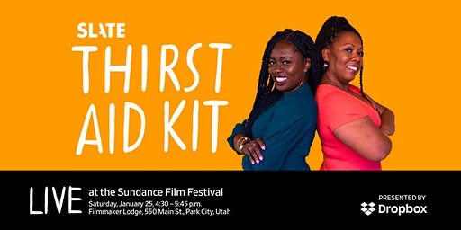 Thirst Aid Kit Live from Sundance