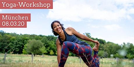 """Yoga-Workshop für Hochsensible & Feinfühlige - """"Stärke"""" tickets"""