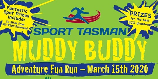 Sport Tasman Muddy Buddy 2020