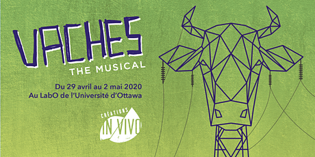 VACHES, the musical tickets