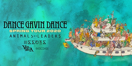 DANCE GAVIN DANCE - with Special Guest ISSUES tickets
