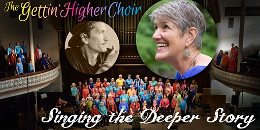 Singing the Deeper Story with Barbara McAfee & Oliver Swain