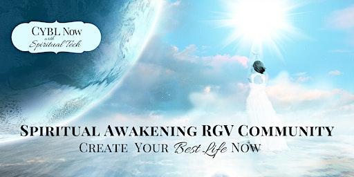 Spiritual Awakening Community Launch Party