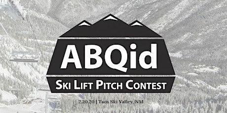 Ski Lift Pitch Contest tickets