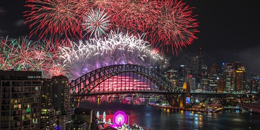 New Years Eve 2019 @ View Sydney