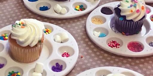 Winter Break Kids Painting Theme Baking Camp