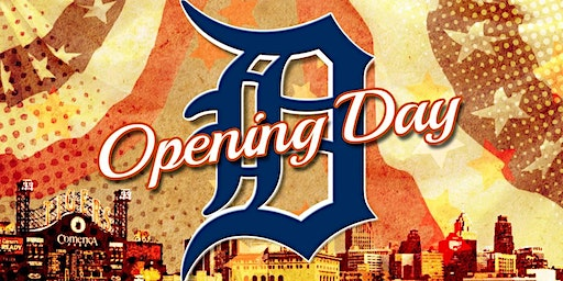 Tigers Opening Day Party Bus/ Tailgate Package