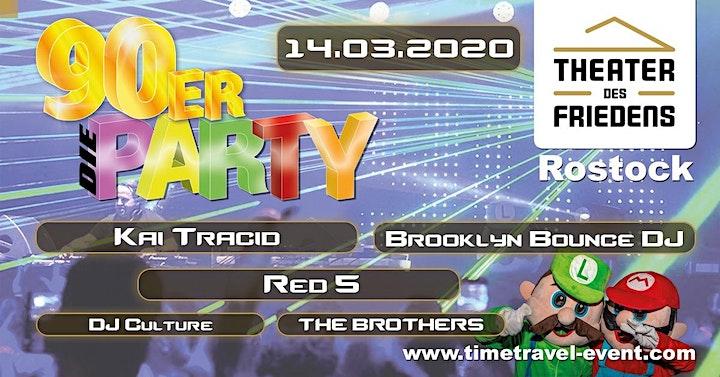 90er - die PARTY - 18.12.2021: Bild