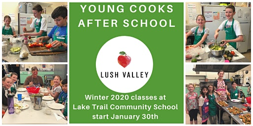 Young Cooks @ Lake Trail - Winter Session