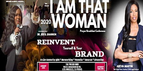 I AM THAT WOMAN Prayer Breakfast & Conference - Los Angeles tickets