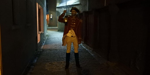 Portsmouth Ghost Tour