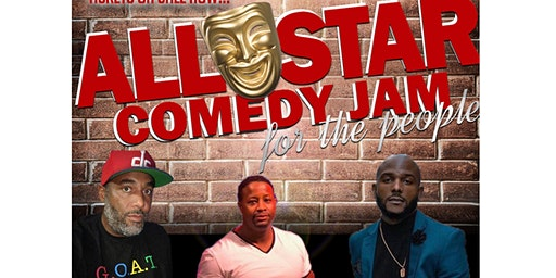 All star comedy jam for the people