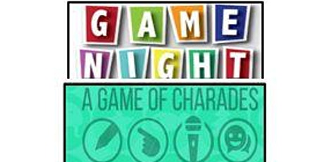 Game Night - Charades tickets