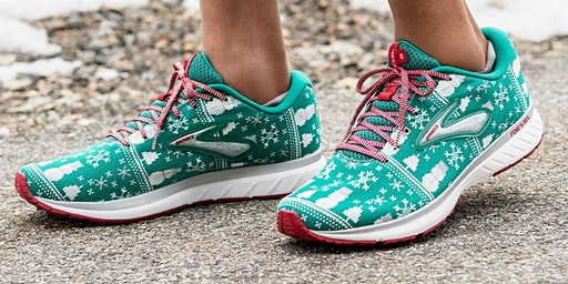 Brooks Run Happy Shop Holiday Event