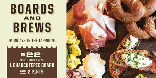 Boards and Brews: A Tasty Collaboration with Kieran's Kitchen