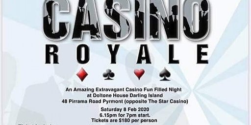 FAST Casino Royale