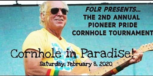 Friends of Lynnfield Recreation - 2nd Annual Pioneer Pride Cornhole Tournament: Cornhole in Paradise