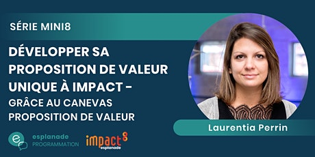 Développer sa proposition de valeur unique à impact tickets
