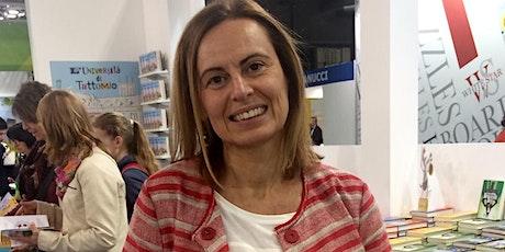 Incontro con Renata Gorgani della casa editrice  Il Castoro biglietti