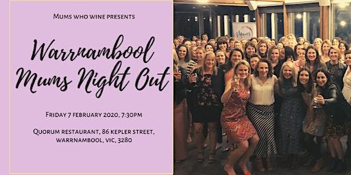 Warrnambool Mums Night Out