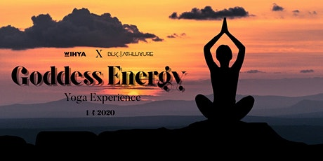 Goddess Energy Yoga Experience tickets