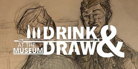 DRINK-N-DRAW AT THE MUSEUM: FEB. 14 tickets