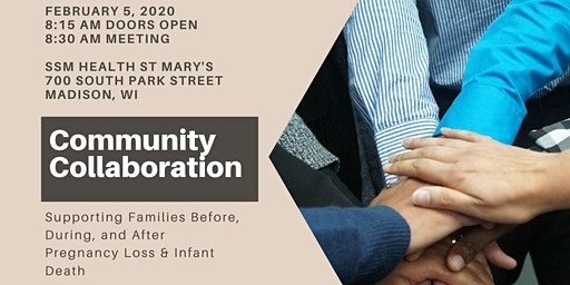 Community Collaboration Supporting Pregnancy Loss & Infant Death Families