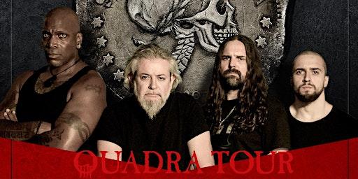 Sepultura - Quadra N. American Tour w/ Sacred Reich, Crowbar, Art of Shock