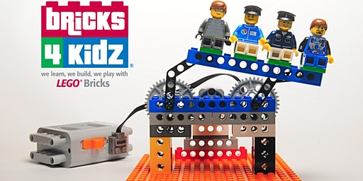 Bricks 4 Kidz workshops at The Paper Mill Food