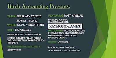 Birch Accounting Speaker Series - Matt Kassian