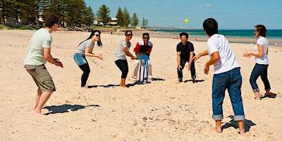 Beach Day with UniSA Sport and Grange Surf Life Saving Club