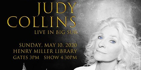 Judy Collins (tickets at folkyeah.com) tickets