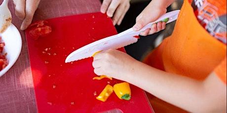 Toddler Test Kitchen tickets