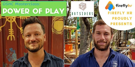 Power of Play: OSHC Specific Masterclass tickets