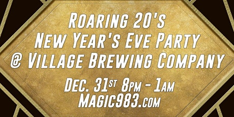 2020 New Year's Eve Bash!! tickets