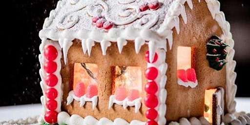 Culinary Academy - How to Decorate a Gingerbread House : 2PM CLASS