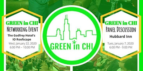 Green in CHI - presented by Tony P's  Productions tickets