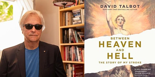 FREE EVENT WITH DAVID TALBOT