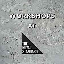 Workshops at 'The Royal Standard' logo
