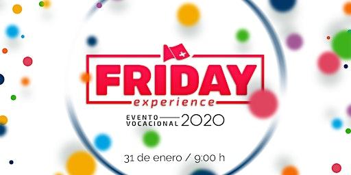 FRIDAY EXPERIENCE ISU UNIVERSIDAD - ENERO 2020