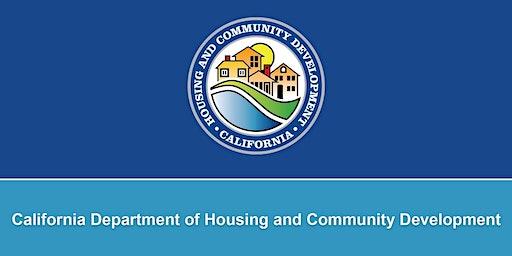 Visalia CA State CDBG 2020 NOFA Workshop