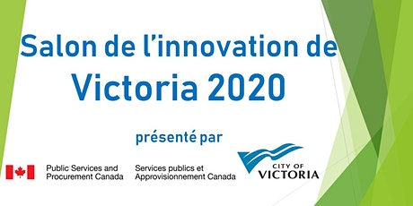 Salon de l'innovation de Victoria 2020 tickets