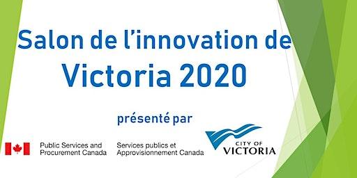 Salon de l'innovation de Victoria 2020