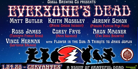 Everyone's Dead w/ Flower in the Sun: A Tribute to Janis Joplin tickets