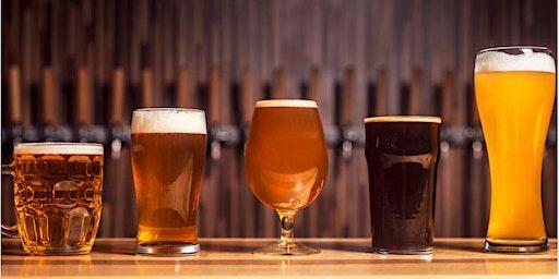 Pearl Street Brewery Beer Pairing Dinner