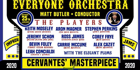 Everyone Orchestra w/ The Elegant Plums tickets