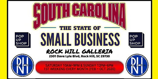 Small Business Weekend Pop-up Shop (Rock Hill)
