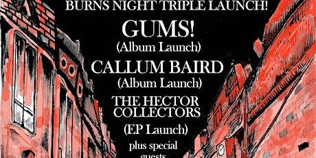 GUMS!/Callum Baird/The Hector Collectors tickets